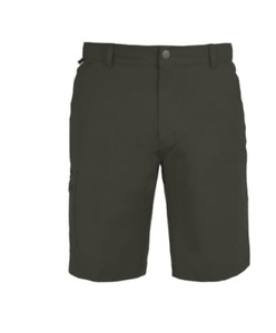"NWT GRUNDENS GAFF FISHING SHORTS WITH PLIER POCKET - ""OLIVE NIGHT"" - SIZE 42"