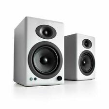 Audioengine A5 Wireless Speakers - Gloss White