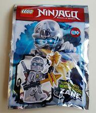 Genuine LEGO NINJAGO Zane Pupazzetto 891617 non aperto