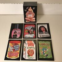 WACKY PACKAGES 2017 Topps 50th ANNIVERSARY Complete Sticker Card Set (90) Topps