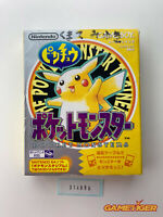 POCKET MONSTER Pikachu Pokemon Nintendo Gameboy JAPAN Ref:314896