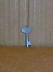 Bank Key for Later Banthrico antique promo model & building animal bust machine