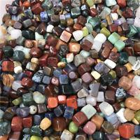 Bulk colorful Mixed Natural Assorted bulk tumbled Gem stone reiki mix 1/2lb Lot