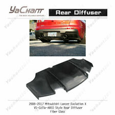 FRP Kit For 2008-2017 Mitsubishi Lancer EVO X EVO 10 VS-CO-AREO Rear Diffuser