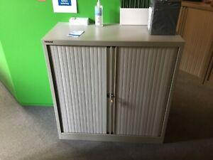 H1320mm storage Cupboards. Tambour,Office Sliding Door
