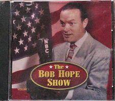 The Bob Hope Show - Volume 1 ~ Radio Comedy ~ CD Album ~ Good