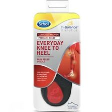 Scholl Everyday Knee to Heel Pain Relief Insole – Large. UK Size 9 - 11