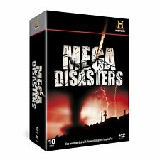 Mega Disasters Collection [DVD] 10 Discs REGION 2  BRAND NEW