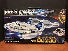 Kre-O Star Trek USS Enterprise 432 Pieces Dela0745
