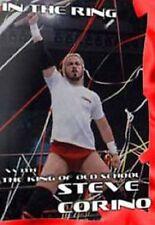 Steve Corino Shoot Interview Wrestling DVD,  ECW ROH