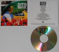 Dito Montiel  2006 U.S. promo cd