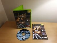 VEXX XBOX ORIGINAL VIDEO GAME - CLASSIC - GAME - COMPLETE WITH MANUAL - FREE P&P