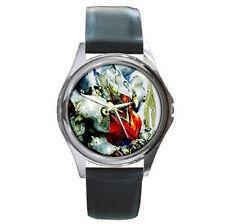 Aura Battler Dunbine ultimate leather wrist watch
