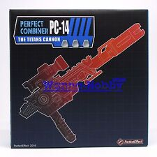 PerfectEffect PC14 PC-14 The Titans Cannon MISB IN STOCK for ( Fortress Maximus