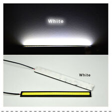 Super Bright Fog Driving Lamp White COB Car LED Lights DRL Waterproof DC 12V#UX