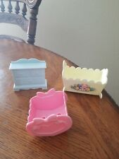 Vintage My Little Pony Lullaby Nursery Playset Accessories
