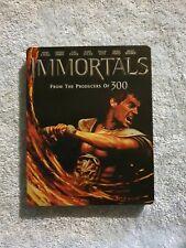 Immortals 3D - STEELBOOK - BLU RAY