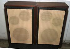 University  Mini-flex  Vintage Compact Bookshelf Speakers Local Pick Up Only