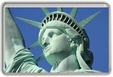 Statue Of Liberty New York Fridge Magnet #3