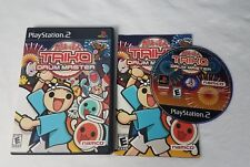 Taiko Drum Master PlayStation 2 PS2 COMPLETE GAME IN CASE