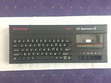 zx spectrum +2A / +2B case and keyboard / membrane ... renovated and tested