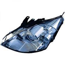 Scheinwerfer XENON Recht FORD FOCUS 01-04 ORIGINAL D2S+H7 mit motorin