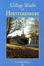 Village Walks in Hertfordshire by Liz Moynihan (Paperback, 1999)