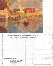 XI Esposizione Internaz Arte Venezia 1914 - Zanetti Zilla Chiesa Angeli(A-L 459)