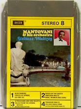 MANTOVANI Strauss Waltzes  NEW SEALED 8 TRACK CARTRIDGE TAPE