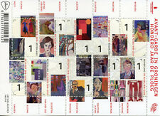 Netherlands 2018 MNH De Ploeg 100 Years Altink Jordens 10v M/S Art Stamps