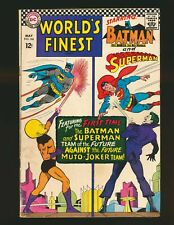 World's Finest Comics # 166 VG Cond.