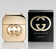 Gucci Guilty  Eau de Toilette 50ml Spray * BRAND NEW, BOXED and SEALED *