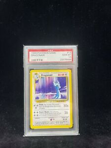 Pokemon Base Set Dragonair 18/102 - 1999-2000 Print - Graded Card PSA 10