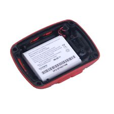 Original Garmin EDGE500 Back Case Bottom Cover with Battery Black/red