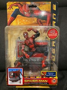 Spiderman movie 2 Official Merchandise - ToyBiz - (2004)