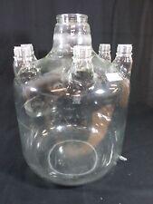 Large Bellco 36L 12 Gallon Vertical 6 Sidearm Bioreactor Vessel Spinner Flask A