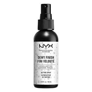 NYX Professional Makeup Setting Spray, Long Lasting Formula, Fixing, Vegan Dewy
