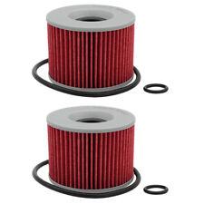 2pcs Oil Filter for YAMAHA FZ750 XJR1300 FZX750 FZX700 FZR750R XJR1200 FZR750