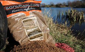 Brand New Sonubaits Sonu Baits Groundbait 2kg - All Types Available