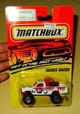 Matchbox Dunes Racer #76 Fast Lane 1995 Valentine Easter Basket Gift New