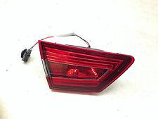 feu arrière du coffre RENAULT CLIO 4 IV_cote GAUCHE_tail/rear brake light,LEFT,