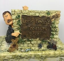 Boyd's Bear Uncle Bean & the McNibble Gang...Treasured Memories Sign NEW 1E
