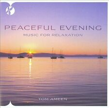Peaceful Evening by Tom Ameen (CD, Reflections)