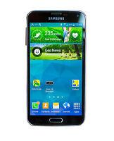 Samsung Galaxy S5 SM-G900A (Latest Model) - 16GB - Charcoal Black (AT