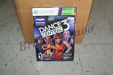 Dance Central 3 Xbox 360 KINECT Bonus Tracks LMFAO & Nicki Minaj NEW
