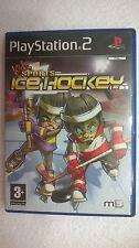 PS2 SONY PLAYSTATION 2 KIDS SPORTS ICE HOCKEY
