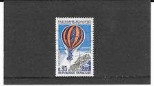 FRANCE 1971.CENT ANS DE LA POSTE PAR BALLONS.TIMBRE GOMME OBLITERE. PA. n° 45