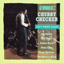 Chubby Checker Let's twist again-The world of (20 tracks, 1992) [CD]