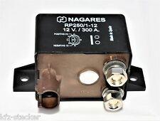 24V 150A Nagares Hochlastrelais RP250/1-24 200A Batterie Trennrelais  Relais