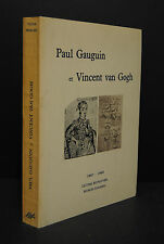 Gauguin et Vincent Van Gogh - 1887-1888 lettres - 1989